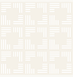 seamless pattern with stripes background vector image vector image