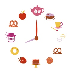 Sweets time vector