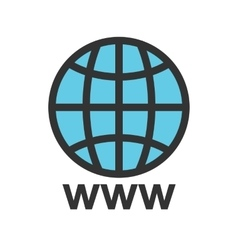 World wide web vector