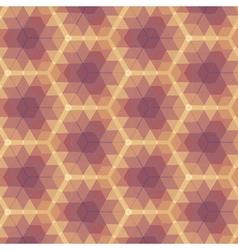 beige violet geometric pattern 5 vector image vector image