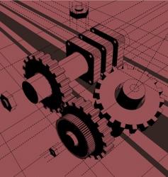 Machine vector
