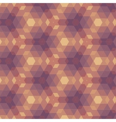 beige violet geometric pattern 6 vector image vector image