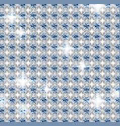 Shiny diamond background vector