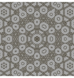 Ornamental backdrop ornate floral decor vector