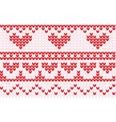 Valentines stitch vector