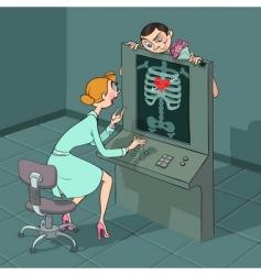 Valentines day humor vector