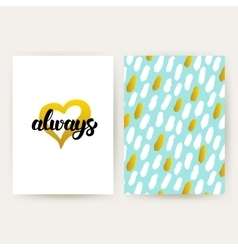 Love always 80s style posters vector