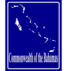 Commonwealth of the bahamas vector