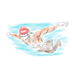 Jumping vector