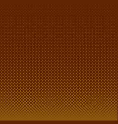 abstract halftone square pattern background from vector image vector image