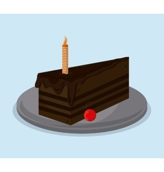 Bakery and cake design vector