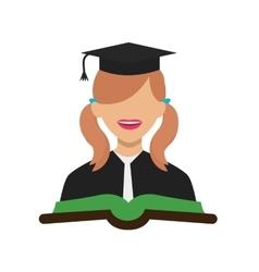 Student female vector