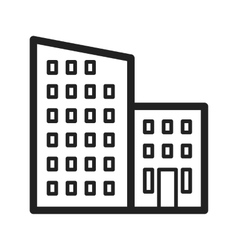 Apartments vector