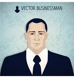 Businessman - vector image vector image