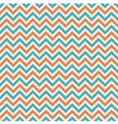 colors chevron pattern background retro vintage vector image vector image