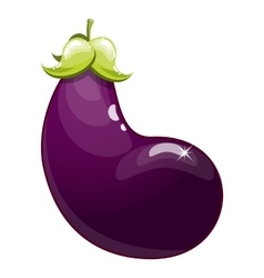 Stylized of fresh ripe vector