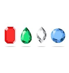 Jewels vector