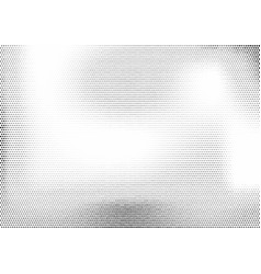modern horizontal halftone monochrome background vector image vector image