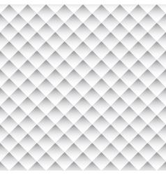Retro seamless diagonal square vector image vector image