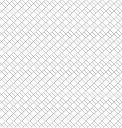 Slim gray diagonal small bricks vector