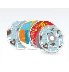 Set of cd covers vector