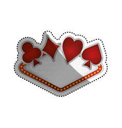 Casino and gambling vector