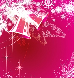 new year and for christmas vector image