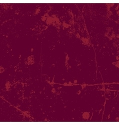 Red Distressed Texture vector image vector image