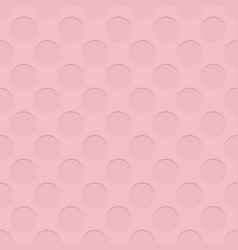 Seamless negative circle pattern texture vector