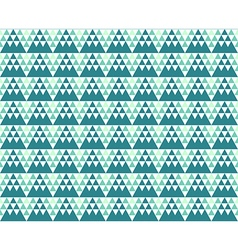 Triangles seamless pattern background vector image