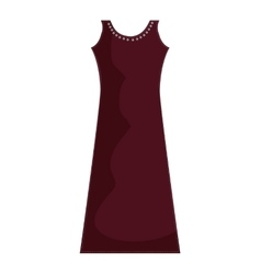 Fashion women clothes and accesories vector image