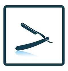 Razor icon vector image vector image