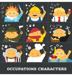 Occupations vector
