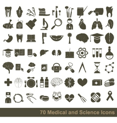 Doctor icons vector