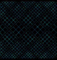 Grid-blue-black vector