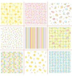 Soft patterns vector
