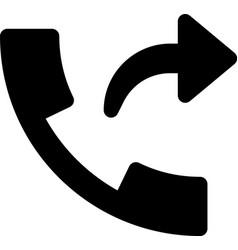 Call forward vector