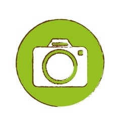 Photographic camera thumbnail icon image vector
