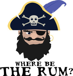 Where be rum vector