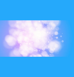 Abstract background with blurred shapes and soft vector