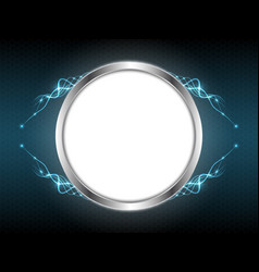 Abstract white board light line element shape vector