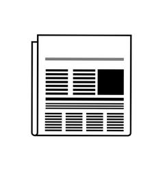 News icon broadcasting design graphic vector
