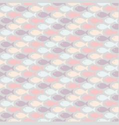 small fish vector image vector image
