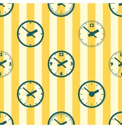 Seamless lock pattern vector