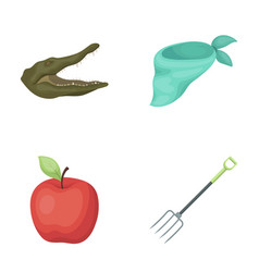Animal vegetarianism and other web icon in vector
