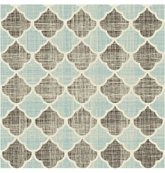 Repeating large pattern vector image