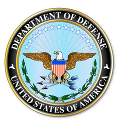Department of defense vector