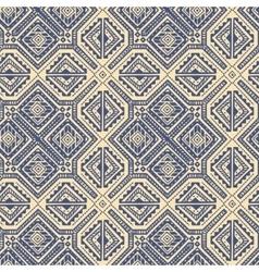 Hand drawn ethnic seamless pattern vector