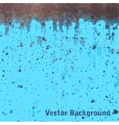 Wall grunge texture for design background vector
