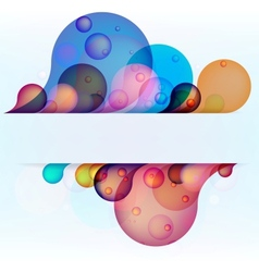 Abstract colored background eps10 vector